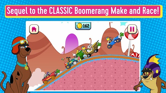 Boomerang Make and Race 2 Mod Apk (Unlimited Money) 8