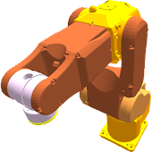 Tải Game Virtual Robot Teach Pendant