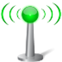 wireless-signal-strength-scan icon