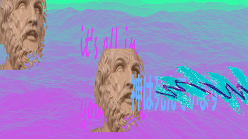 Vaporwave Aesthetics