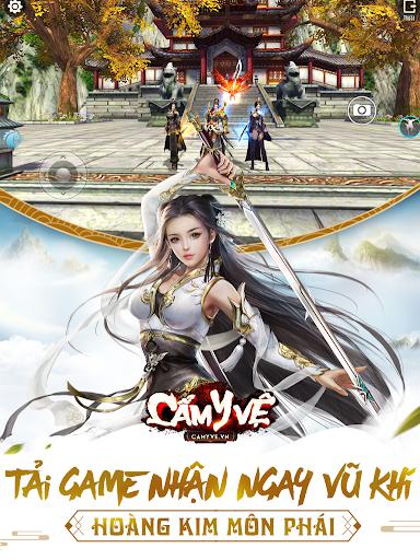 Cẩm Y Vệ Mobile  captures d'écran 6