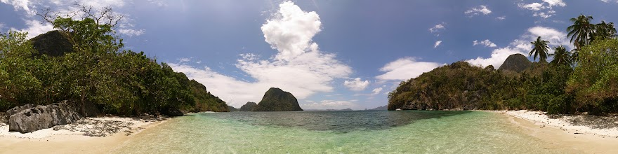 Photo: Philippines, Palawan, El Nido, Cadlao island
