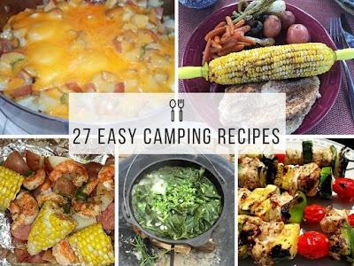 27 Easy Camping Recipes