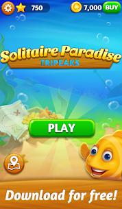 Solitaire Paradise: Tripeaks 5