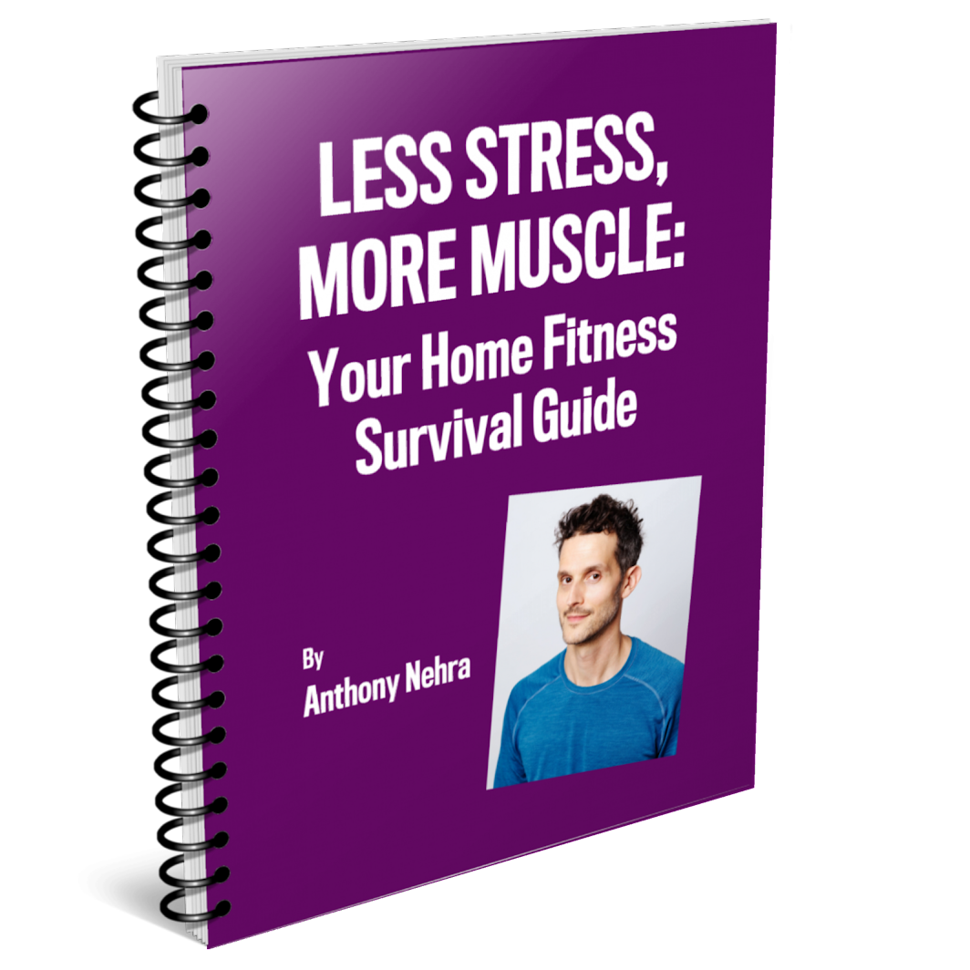 Less Stress, More Muscle: Your Home Fitness Survival Guide