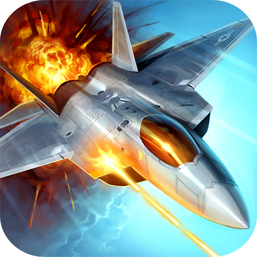 Modern Air Combat: Team Match - Game Pesawat Tempur