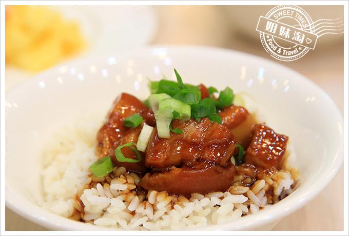 恆香小廚東坡肉飯2