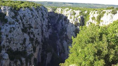 Photo: Cetina Canyon