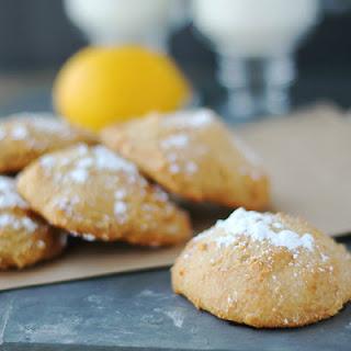 Lemon Muffin Tops.