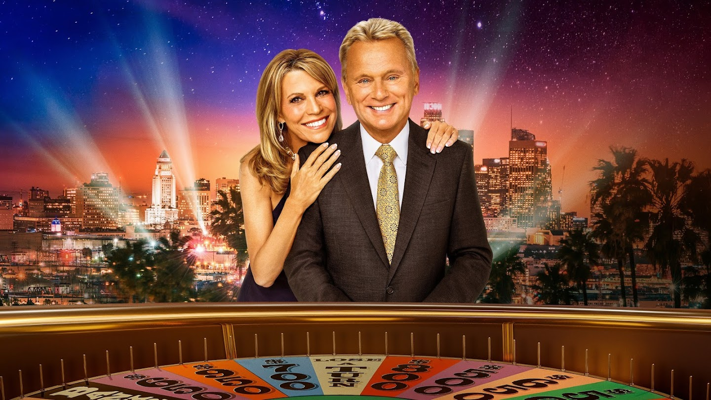 Watch Celebrity Wheel of Fortune live