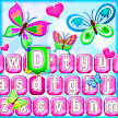 Cute Butterfly Emoji Keyboard APK