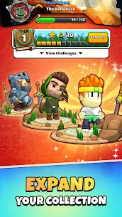 Magic Brick Wars MOD APK (Unlimited Money) for Android 3