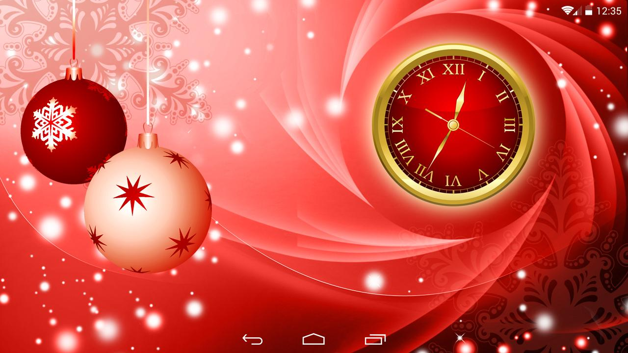 Christmas Pro HD LWP- screenshot