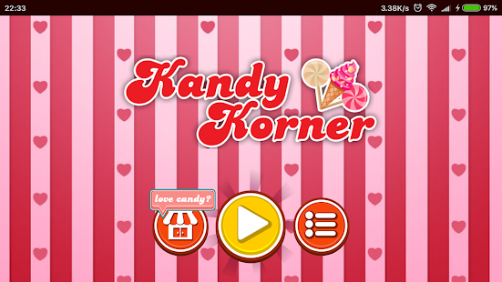 Kandy Korner - Memory Game- screenshot thumbnail