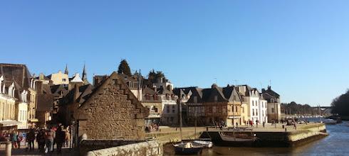 Photo: Le port de St-Goustan, Auray