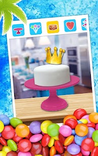 Kids Cake Maker: Cooking Game- screenshot thumbnail