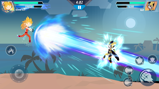 Stick Shadow Fighter – Supreme Dragon Warriors Apk Download For Android and Iphone 2