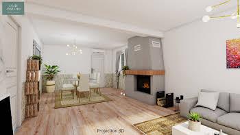 Maison 6 pièces 123,35 m2