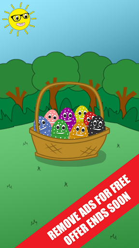 Learn with Surprise Eggs : Game for Baby / Kids  screenshots 1