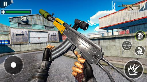 Police Counter Terrorist Shooting - FPS Strike War 2.8 screenshots 15