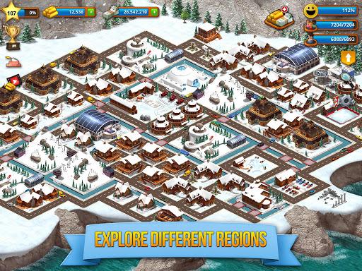 Tropic Paradise Sim: Town Building City Game 1.4.4 screenshots 10