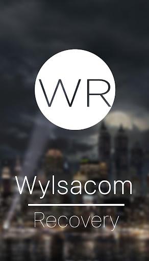 Wylsacom Recovery
