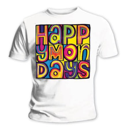 Happy Mondays - Logo