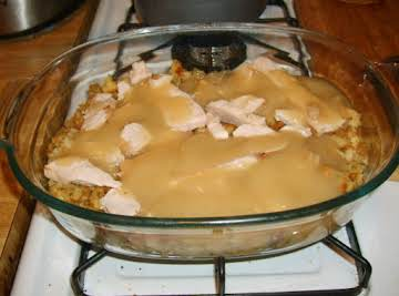 One-Dish Thanksgiving