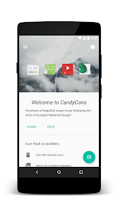 CandyCons - Icon Pack screenshot 4