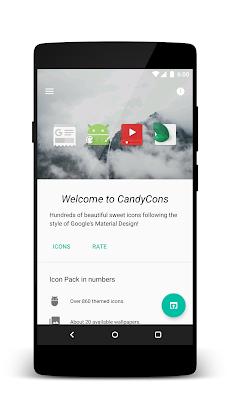 CandyCons - Icon Packのおすすめ画像5