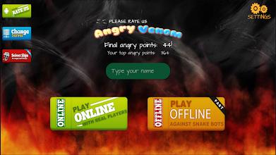 Angry Venom: Snake Crash Online screenshot thumbnail