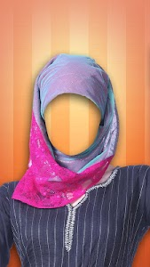Hijab Montage Photo Editor screenshot 3