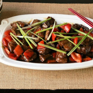 Oyster Sauce Beef