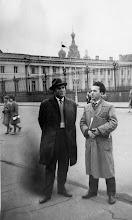 Photo: Leningrad 1964 Stevo Drinjak, Jole Stanisić