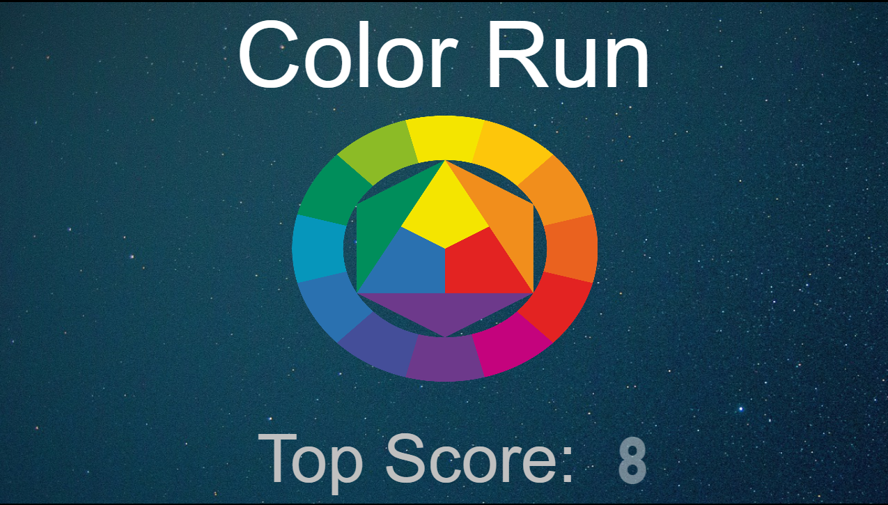 Color Run- screenshot