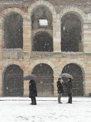 leggera come la neve...