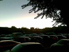 Photo: A new stage of my life:ver amanecer cada sabado hasta July-Nokia E61i