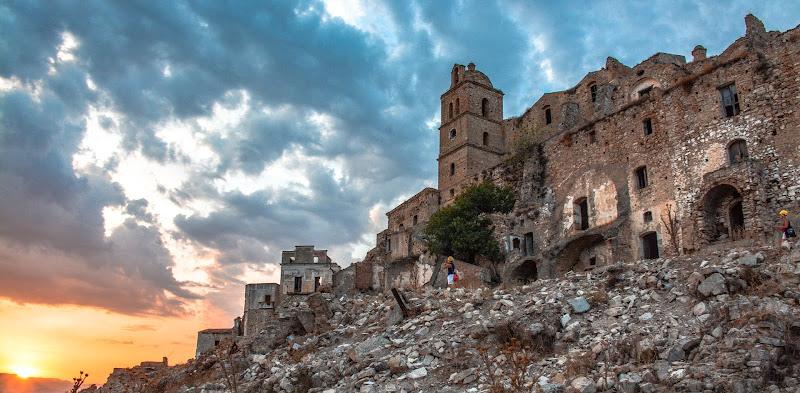 Cracco : dalle macerie ad attrazione turistica di Paolo Scabbia
