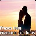 Frases para enamorar y fotos icon