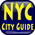 NYC City Guide - with reviews icon