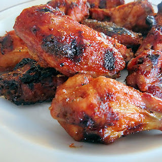 Easy Crisp Wings.