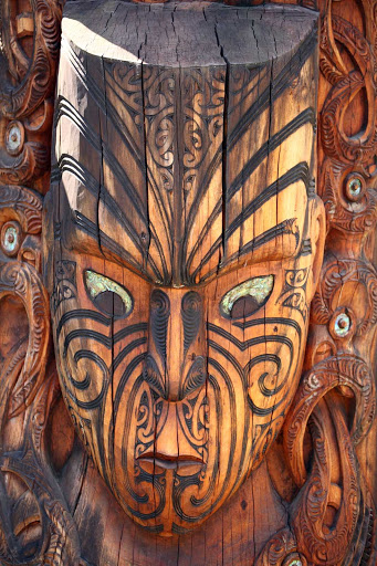 Learn about Maori culture in Waiotapu near Rotorua, New Zealand, on your next Ponant cruise.