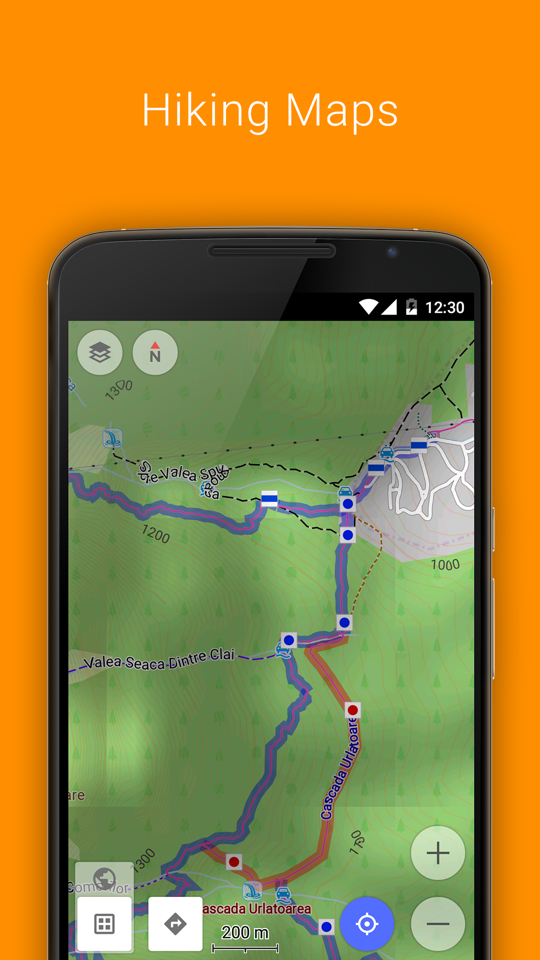 Maps & Navigation — OsmAnd screenshot #5