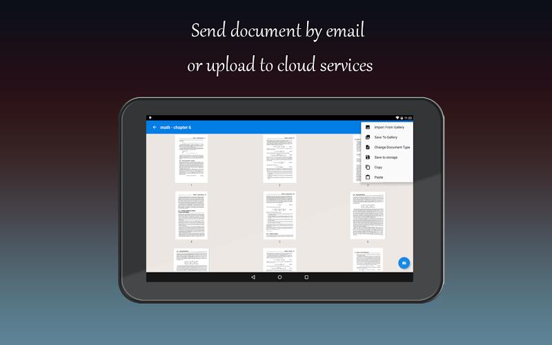 Fast Scanner : Free PDF Scan Screenshot 8