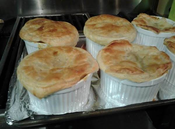 Beef Leftover Pot Pie Recipe