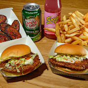 Beyond Burger Combo