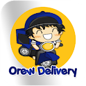 Orew Delivery โอริวเดลิเวอรี่ icon