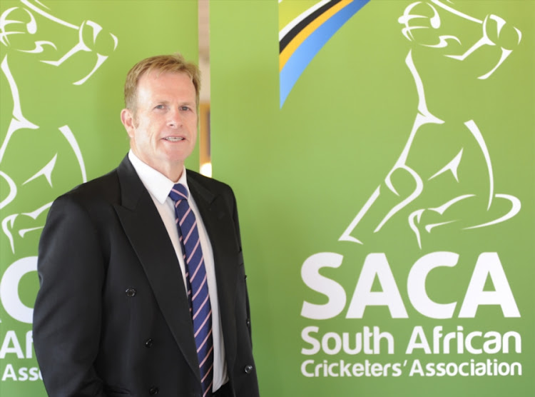 South African Cricketers' Association Tony Irish. File photo