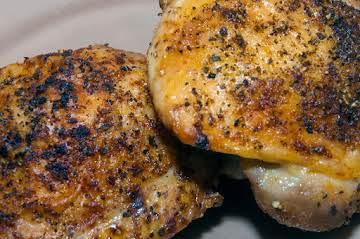 Air Fryer Essentials: Buttermilk Chicken Thighs