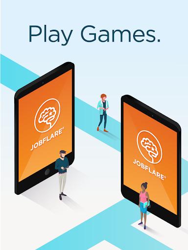 JobFlare for Job Search u2013 Play Games. Get Hired. screenshots apkspray 17